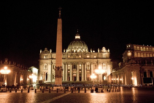 Saint Peter's Square, Vatican