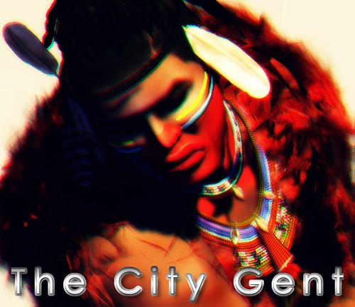 The City Gent - Let's go Geronimo by Agustin Wonder