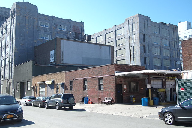 Factory on Queens Street in Long Island City. Photograph by Ellen Brenna Dougherty