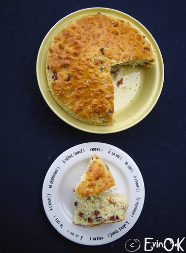 Sullivan Family Scone Recipe