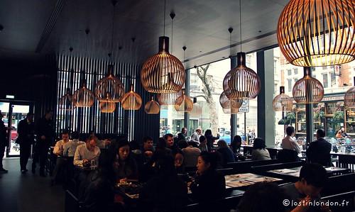 kimchee london korean restaurant