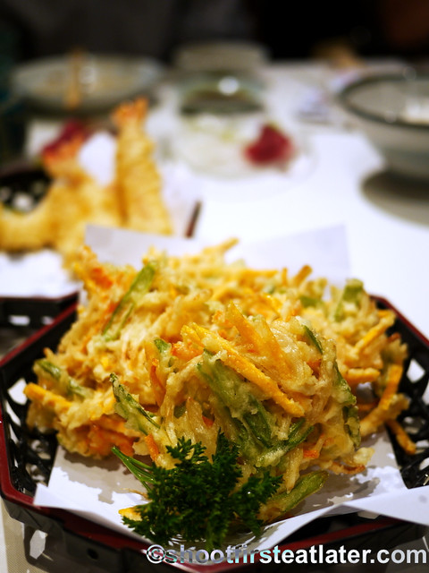 kakiage tempura P450