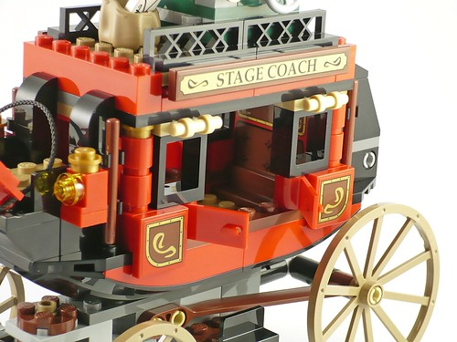 The Lone Ranger 79108 Stagecoach Escape 15
