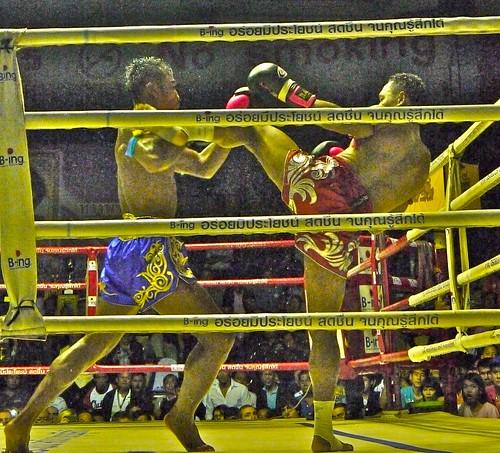 Bangkok-Muay Thai