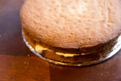 Hummingbird Bakery Spiced Apple Cake Recipe