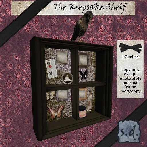The Keepsake Shelf