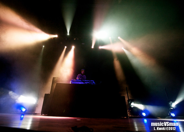Rusko @ The Pageant