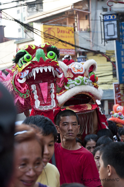 The Dragon Dancer