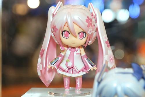 Nendoroid Sakura Miku (Vocaloid)