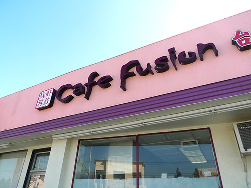 Taiwanese at Cafe Fusion