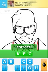 KFC, Draw Something