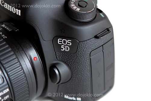 Canon 5D Mark III Mk 3 5DIII 5D3