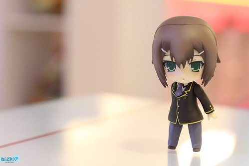 Hideyoshi is able to stand on its own