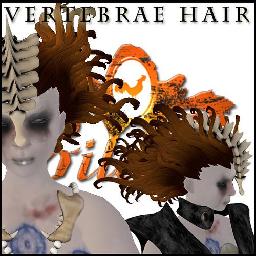 vertebraeHair