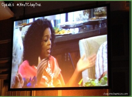 Oprah's Next Chapter Preview at Blissdom