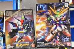 SD Gundam Wing Series Kit List (11)
