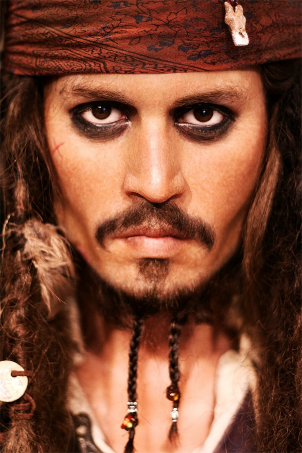 Captain Jack Sparrow - Sharing