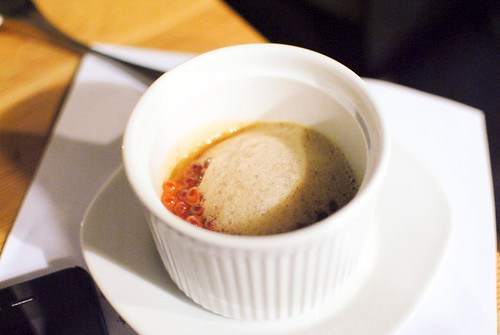 Uni Creme Brulee, Coffee
