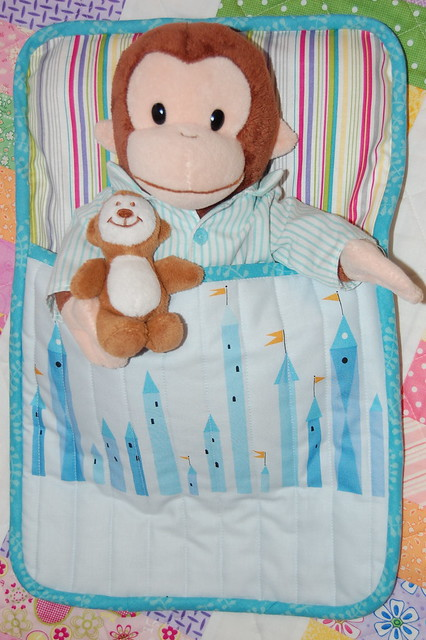 Curious Georges new Sleeping Bag  Flickr  Photo Sharing