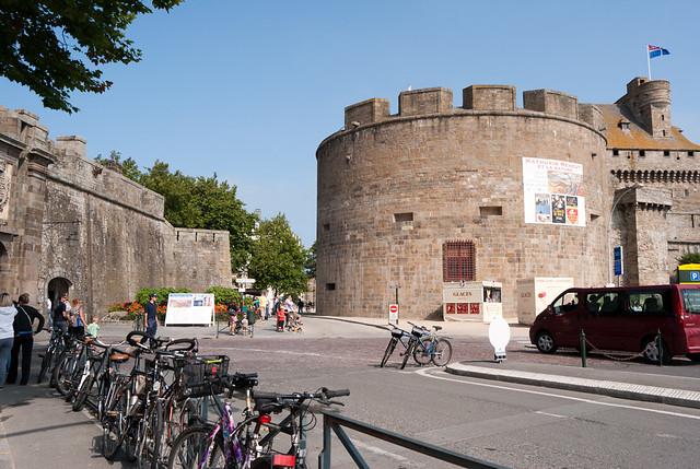 Murallas de entrada