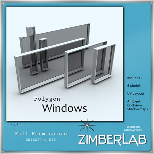 ZimberLab @ The Deck - Windows A