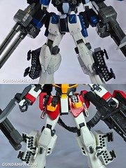 MG 1-100 Gundam HeavyArms EW Unboxing OOTB Review (121)