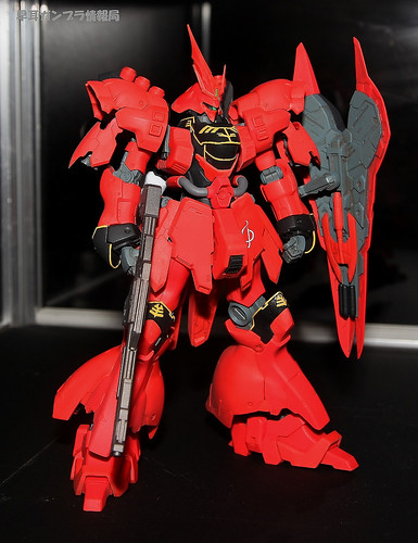 GOGO Studio Reckless 1-144 Version Sazabi Prototpe Pictures (24)