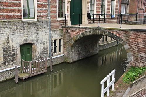 Canal in Utrecht