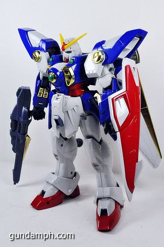 1-60 DX Wing Gundam Review 1997 Model (46)