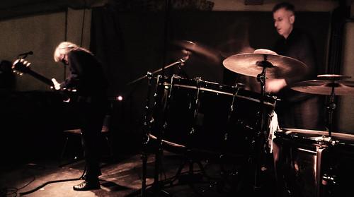Keiji Haino, Steve Noble @ Cafe Oto 28.2.12