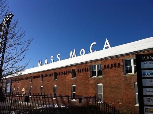 Mass MoCA!
