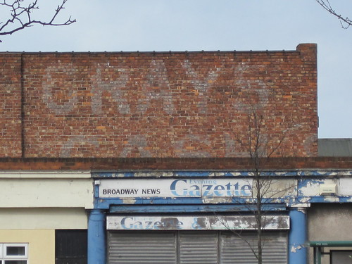 Grays Ghostsign, Dormanstown