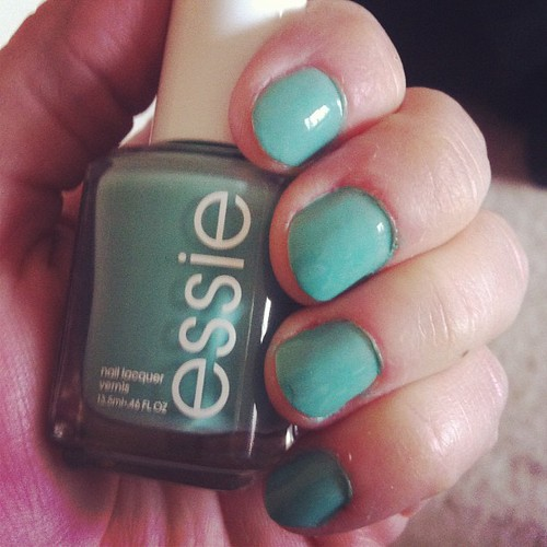 Love turquoise & caicos by essie