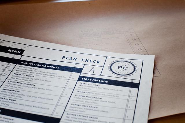Plan Check