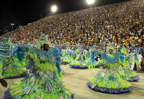 Carnaval 2012 - Escola Portela- Foto AF Rodrigues | Riotur