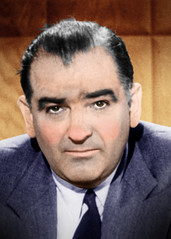 Joe McCarthy - Colorized