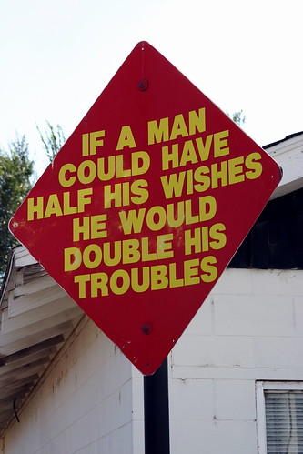 Double Trouble, Adrian, Texas by spixpix