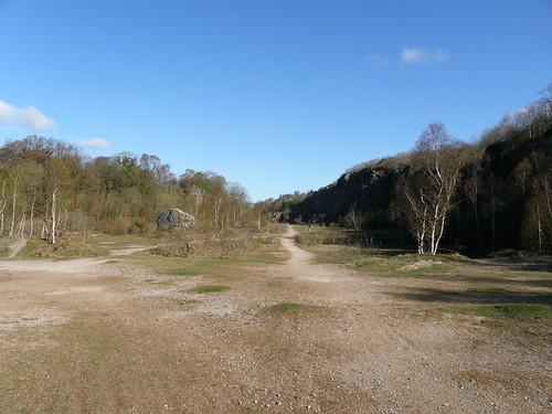 Trowbarrow quarry