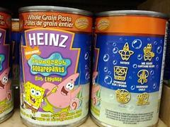 Heinz Sponge Bob