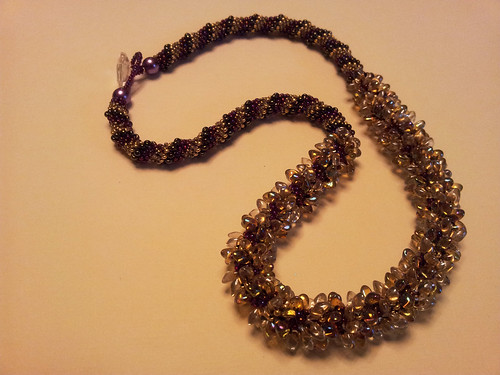 Swirling Stunner Necklace