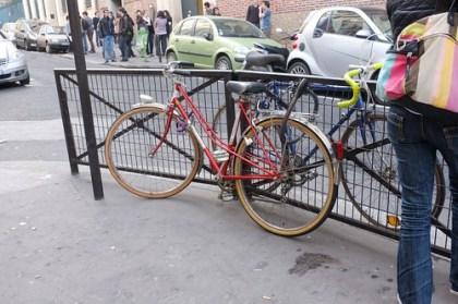 mixte bikes everywhere!!