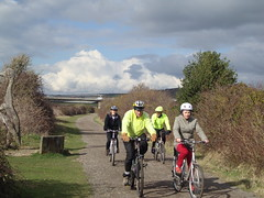 Clarion Dyke to Downslink Ride 015