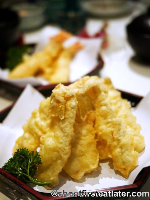 kisu tempura P450