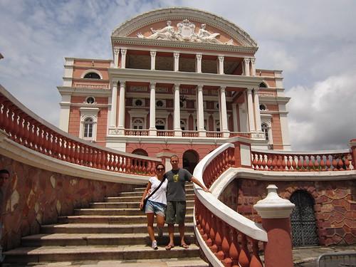 18/2/2012 - Teatro Amazonas (Manaus/AM)