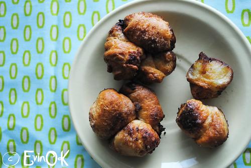 Gooey Yummy Croissant Dough Monkey Bread (2/2)