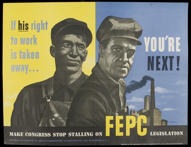 Make Congress Stop Stalling on FEPC Fair Employment