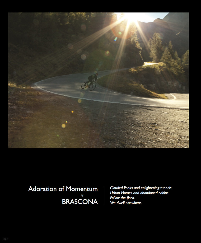 Fixed Magazine #10 p30 Brascona - Adoration of momentum