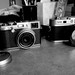 Fujifilm X100 and Leica M8, February 12, 2012