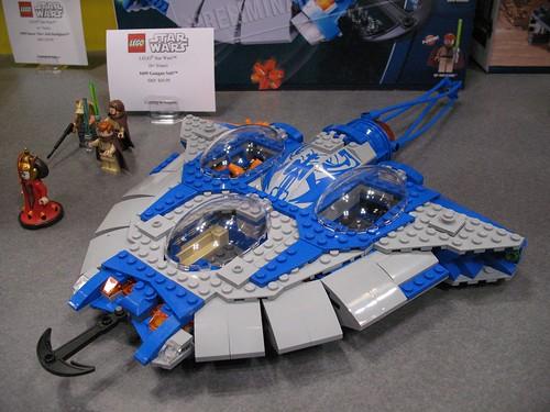 Toy Fair 2012 - Star Wars - 9499 Gungan Sub - 03