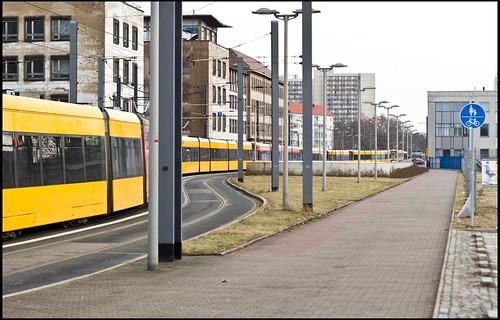 Die längste Straßenbahn